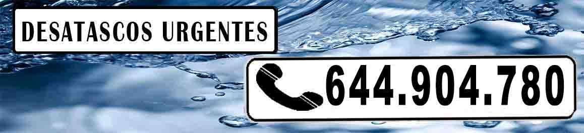 Cubas de desatascos Valencia Urgentes