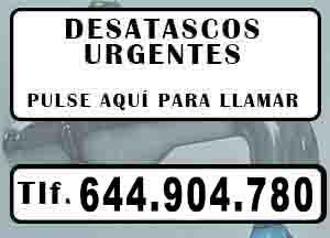 Cubas desatascos Valencia Urgentes